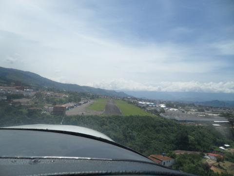 SVPM Paramillo Airport