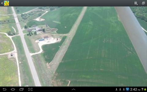 Walz airport