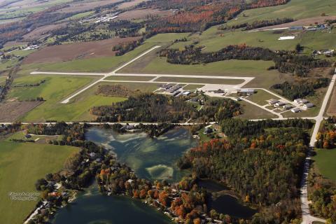 Saugeen Municipal Airport