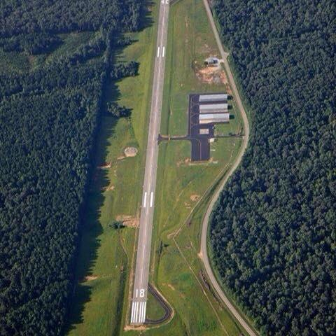 Iuka Mississippi Airport