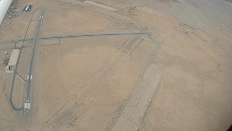 Blythe Airport, operated by Patton Aviation LLC