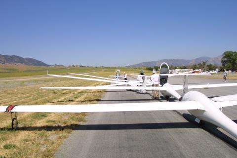 Glider Tehachapi