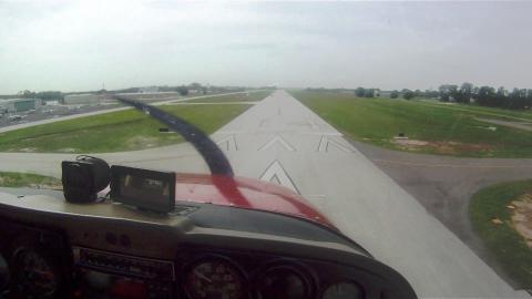 La Belle (X14) Approach Rwy 14