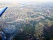 EVRA airport overview