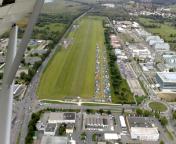 Airfield Konstanz (Germany)