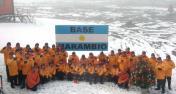 Base Marambio Airport-Antarctica