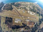 KCLM Airport Layout