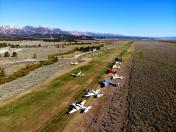 Smiley Creek Airport