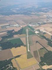 Overfly of Effingham 1H2