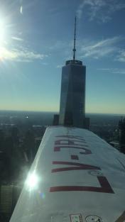 flying N. Y.