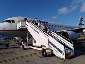 Mykonos Airport Plataform