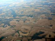 KFYM from above, east
