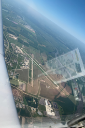 KSUX Aerial