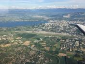 LSGG airport overview
