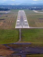 Runway 27 KHGR Hagerstown, MD