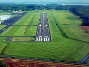 Runway 34 Cambridge Airport, MD