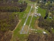 Clearview airport looking south