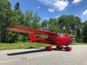 Rooster my C150 at Nestor Falls