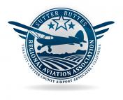 Sutter Buttes Regional Aviation Association logo