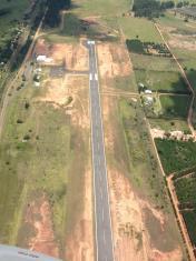 SDRR Aerial View